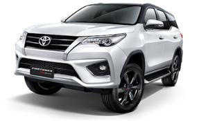 Fortuner4WD 1,757 บาท